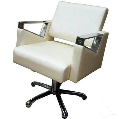 Кресло парикмахерское Макс-хром