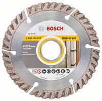 Алмазный отрезной круг 115 x 22,23 мм, Standard for Universal BOSCH
