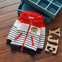 Кофта с мишкой для мальчика, фото 2