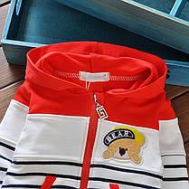 Кофта с мишкой для мальчика, фото 3
