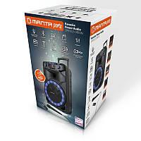 Мощная акустика на аккумуляторе Manta  SPK 5023 orion, фото 1