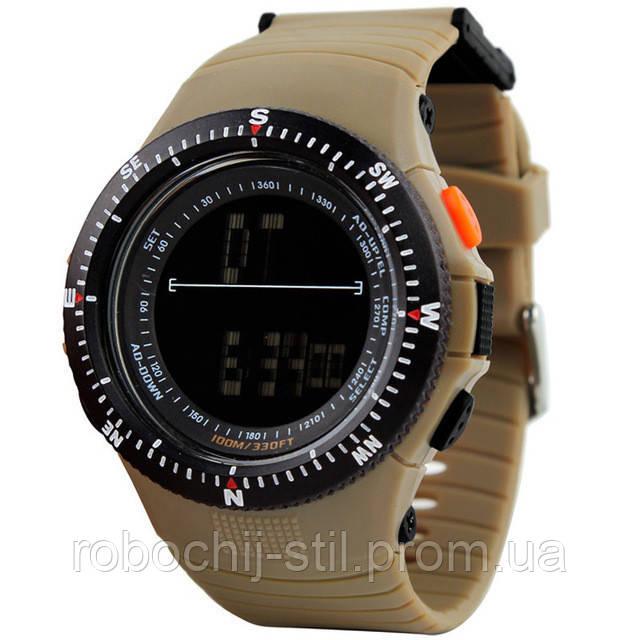 Тактические часы SKMEI (Field Ops 5.11) Army USA 0989 (койот) 4c868b17ec563