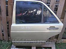 Дверь задняя левая б/у на Mercedes 190 (W201) год 1982-1993