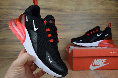 34bbfe47 Кроссовки мужские Nike Air Max 270 Black/White/Red