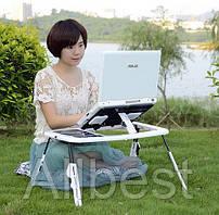 Столик - подставка для ноутбука с охлаждением CL-LD09 E-Table