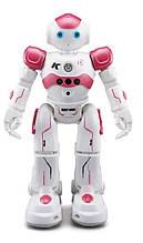 Боевой программируемый робот JJRC R2 Cady Wini Бело-розовый (JJRC-R2R)
