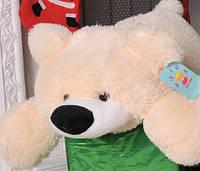 """Большой мягкий медведь """"Умка"""" 85 см.(персиковый)"""