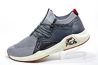 Мужские кроссовки в стиле Fila, Gray