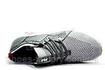 Мужские кроссовки в стиле Fila, Gray, фото 2
