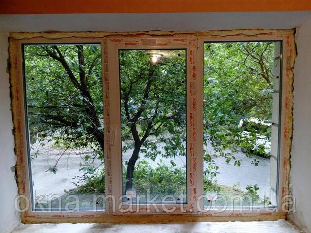 Заказать окна WDS в Киеве недорого - фирма Окна Маркет
