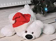 """Большой мягкий медведь """"Умка"""" 85 см.(белый)"""