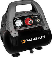 Безмасляный компрессор PANSAM A077016 6 л 1100 Watt