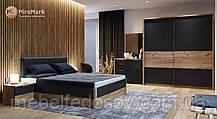 Спальня набор шкаф-купе 2,0м Рамона  (Миро Марк/MiroMark)