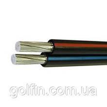 Силовий алюмінієвий провід СИП-4 2x16 Інтерелектро