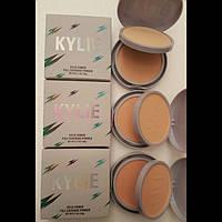 Двойная компактная bb-пудра Kylie Jenner full coverage powder 20g