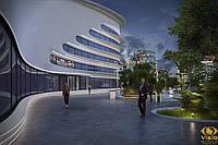 Создание 3D визуализации архитектуры и интерьера 3DsMax+Corona, фото 1