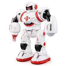 Боевой программируемый робот JJRC R3 Cady Will Бело-красный (JJRC-R3R)