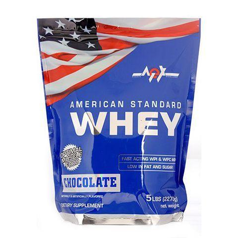 Протеин MEX American Standard Whey 2270g