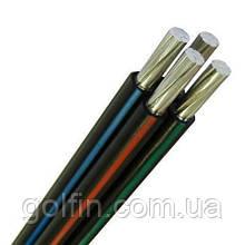 Силовий алюмінієвий провід СИП-4 4x25 Интеэлектро