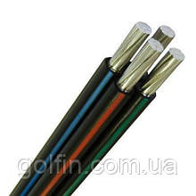 Силовий алюмінієвий провід СИП-4 4x35 Интеэлектро