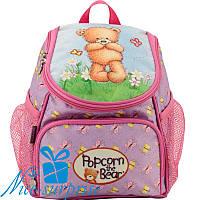 Детский рюкзак для малышей Kite Popcorn Bear PO17-535XXS-2 (2-5 лет), фото 1