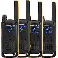 Радиостанции,рации Motorola T82 Extreme Quad