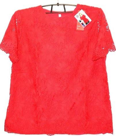 Блуза ажурная Польша №41 размер 2XL\3XL очень красивая