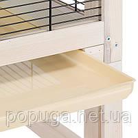 Деревянный вольер для птиц Ferplast Wilma 83*67*158,5 см, фото 4