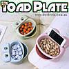 """Тарелка с подставкой под телефон - """"Toad Plate"""""""