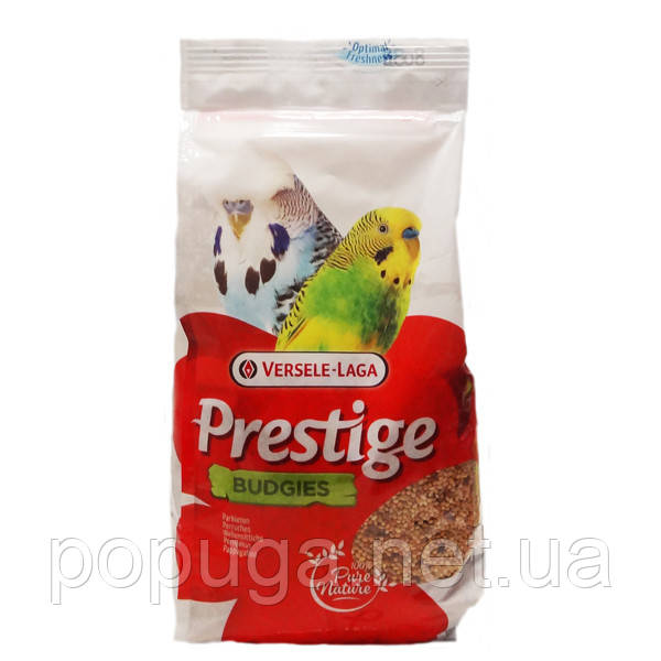 Корм для волнистых попугаев Versele Laga Prestige Престиж, 1 кг