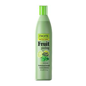 Фруктовый пилинг Fruit Peeling Naomi Lime-Mint 250 мл