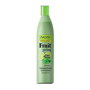Фруктовый пилинг Fruit Peeling Naomi Lime-Mint 500 мл