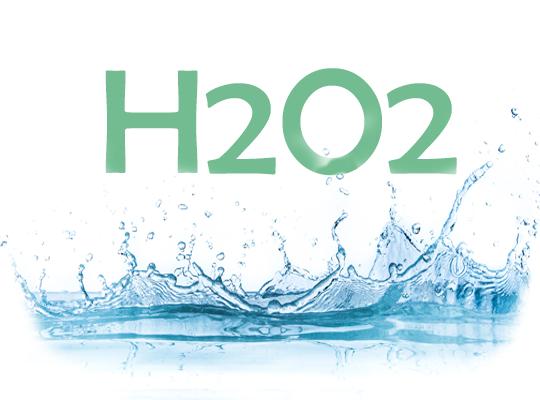 Перекись водорода - очистка воды в бассейне