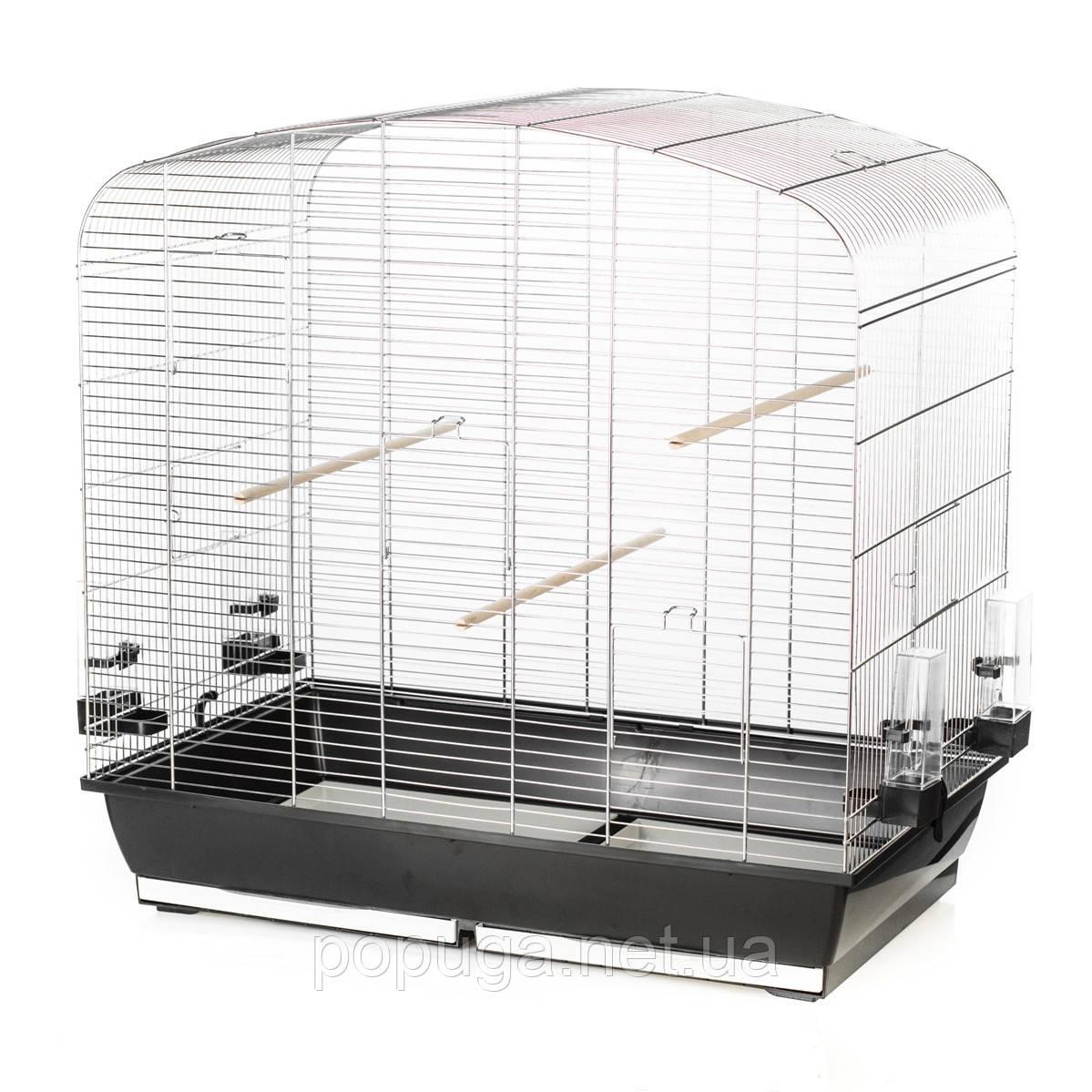 Клітка для птахів SARA цинк INTERZOO, 78*48*79 см