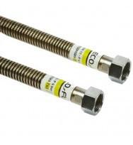 Шланг для газа eco-flex 1/2''-3/4'' ВВ 80 см