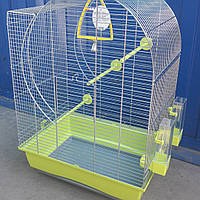 Клетка для птиц Elisabeth 2 zinc, 45*32*64 см