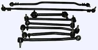 Тяги автомобильные,комплектующие,наконечники тяг,трапеции