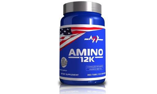Аминокислоты MEX Amino 12K 120 tabs