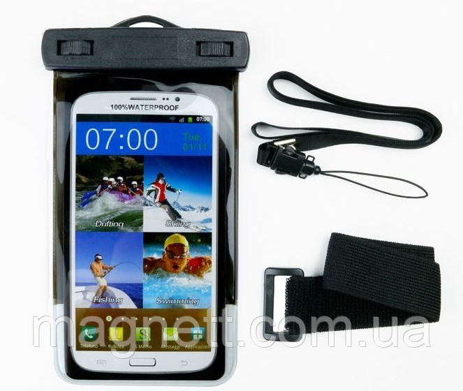 Водонепроницаемый чехол для мобильного телефона - WaterProof case WP-02