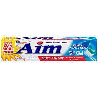 Зубная паста- гель Aim Cavity Protection  156g.(USA)