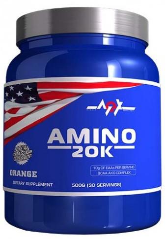 Амінокислоти MEX Amino 20K 500 g