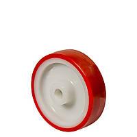 """Колесо без кронштейна серия 52NI """"Norma Inox"""" ,подшипник скольжения,диаметр-80мм"""