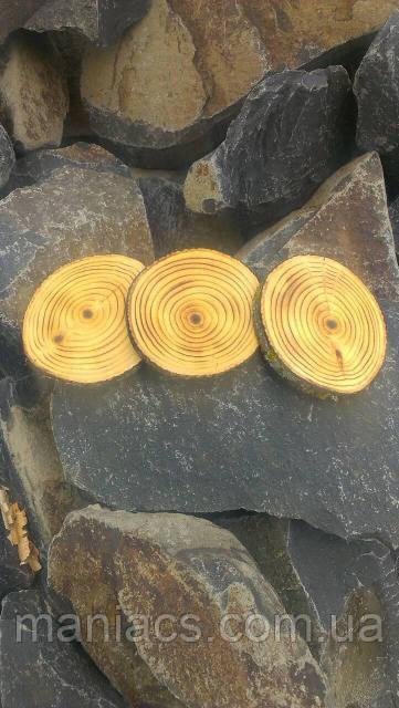 Срез дерева. Ясень 11 - 15 см