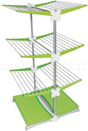 Сушилка вертикальная MELICONI Stendimeglio Junior green, фото 2