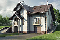 Визуализация домов и коттеджей (3DsMax+Corona), фото 1