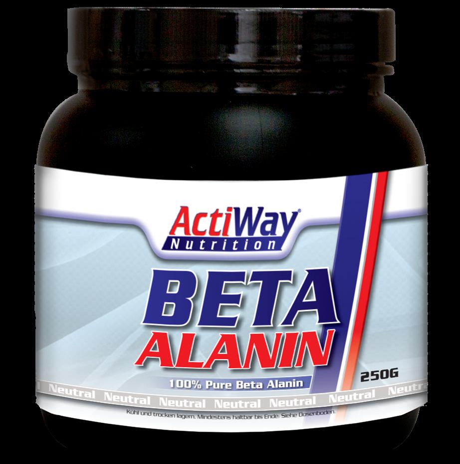 Аминокислоты ACTIWAY Beta-Alanine 300g