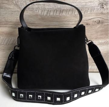 Замшевые женские сумки