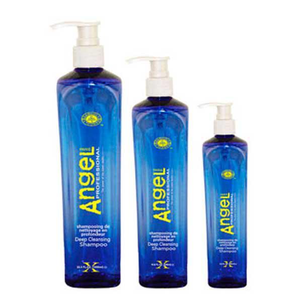 Шампунь для глубокого очищения волос Angel Professional