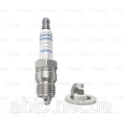 Свічка запалювання Bosch 0 242 225 622 (hr 9 bc+ 0.9), 1 штука