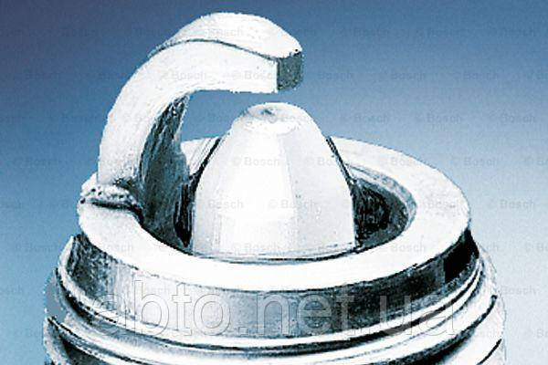 Свеча зажигания Bosch Platinum 0 242 225 571 (hr9dpx 1.1), 1 штука